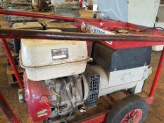Portable Petrol Welding Generator (spares/repair)