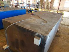 Grinding Air Bench 2500 X 1250MM