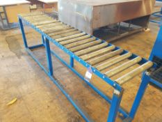 Gravity Roller Conveyor 2500 x 470mm