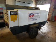 Atlas Copco XAS Road Compressor