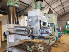 Town 5ft Radial Arm Drill