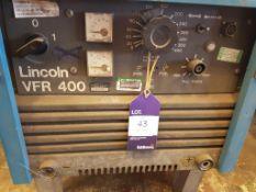 Lincoln VFR 400 Stick Welder