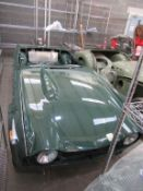 Partly restored 1968 Triumph TR5 PI fitted with Steel Engine