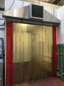 Stainless Steel Ambient Air Curtain