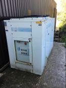 2 x Zanotti Refrigeration compressors.