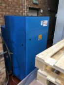 Boge CD 25 air compressor with DRS 30 air dryer