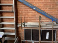 Optimum Access Platform Kit inc 4x Uprights