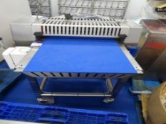 Conveyor Lines Dough Flattening conveyor