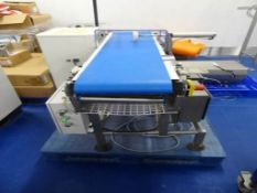 Mettler Toledo Take off conveyor from Safeline Metl Detector only with compressed air rject ram
