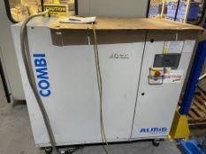 Almig Air Compressor Combi. Air Control mini panel. 2014.