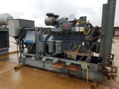 Cummins 453kVA Diesel Standby Generator