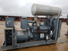 GM Detroit 343kVA Ex Standby Generator