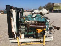 GM Detroit V12 Industrial Diesel Engine