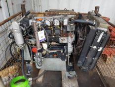 Lombardini Low 2204 Diesel Power Pack