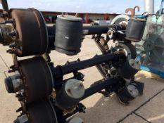 SNB Type L110 10 tonnes capacity Trailer Axle - unused