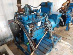 Cummins 126KVA Marine Diesel Generator