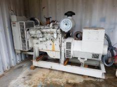 Cummins143KVA Diesel Standby Generator