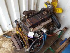Perkins 4203 'Forklift Spec' Diesel Engine