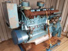 Dorman Diesel Engine, low hours