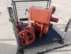 Enfield Diesel Air Compressor