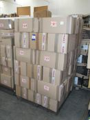Approximately 60 x boxes of party bags, to pallet.