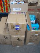 Assortment of children's toys / games, to 5 x boxes, to include: Finger Fidgets, Glow bracelets,