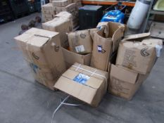 8 x Boxes of various children's football's, and mini footballs