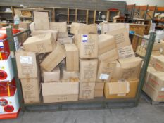 Large quantity of assorted children's toys / games, to stillage. *Stillage not included*