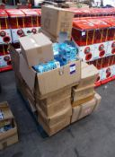 Approximately 25 x boxes of children's toys / games to pallet, to include: Bird gliders, Jungle