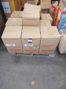 Approximately 20 x boxes of various sweets, including Drumsticks, Love Hearts. BB Date – various