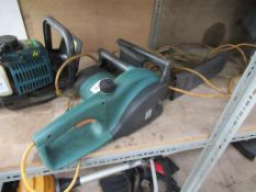 Unbranded electric chainsaw