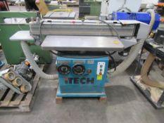 iTech BS8 oscillating edge sander 3PH
