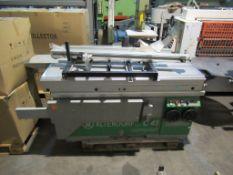 Altendorf C45 compact panelsaw.