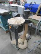 SIP single bag dust extractor 240V