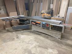 Maggi S3200 Cut System Sliding Table Panel Saw 3.2m Type SE 3200