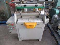 Omec 750 dovetailer, Yom 1997 415v