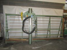 Harw1 vertical panel saw