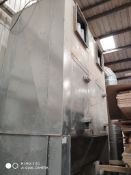 CDS dust extraction system