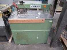 Kuper FMW 630 veneer stitcher 240V