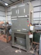 Fercell enclosed dust extractor for fine dust 3PH