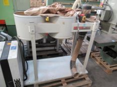 Startrite MDE-HCT double bag dust extractor 3PH