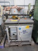 JKO Panelmaster M21ARPNE spindle multi-borer YOM 1995 s/n 1195003