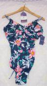 Fantasie Ladies Bathing Costume, 36e, Rrp. £86