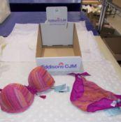 Marie Jo Ladies Bikini Size 34D, Rrp. £92.90