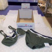 Prima Donna Ladies Bikini Size 34H, Rrp. £130