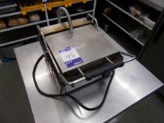 Rutland TX605 panini grill