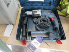 Bosch GSB 19-2RE Hammer Drill, 240V with case