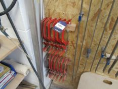13 Quick Clamps