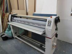 Easymount EM-1600SH Laminator, 1400W, 240V, Serial Number 0801E4-1600SH014