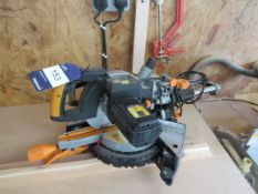 Evolution Rage S Chop Saw, with mitre